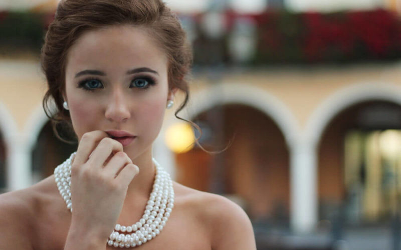 collane perle cuneo